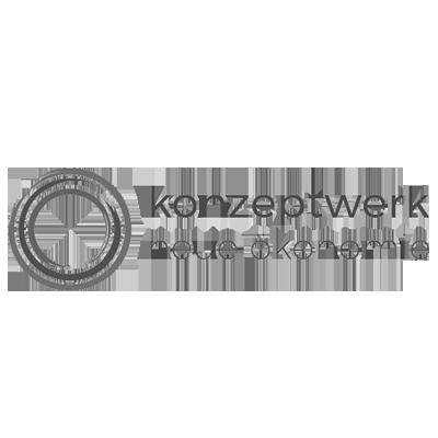 Logo Konzeptwerk Neue Ökonomie