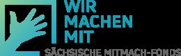 Logo Sächsischer Mitmach-Fonds