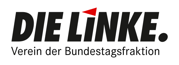 Logo Die Linke. Verein der Bundestagsfraktion